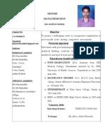 Nayeemuddin Resume