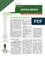 Katiga Media Vol.i Edisi 2 2015