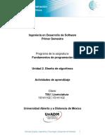 Unidad 2 Actividades de Aprendizaje Dfpr