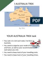 australian trek