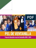 PEL 2009-2021 Contenidos