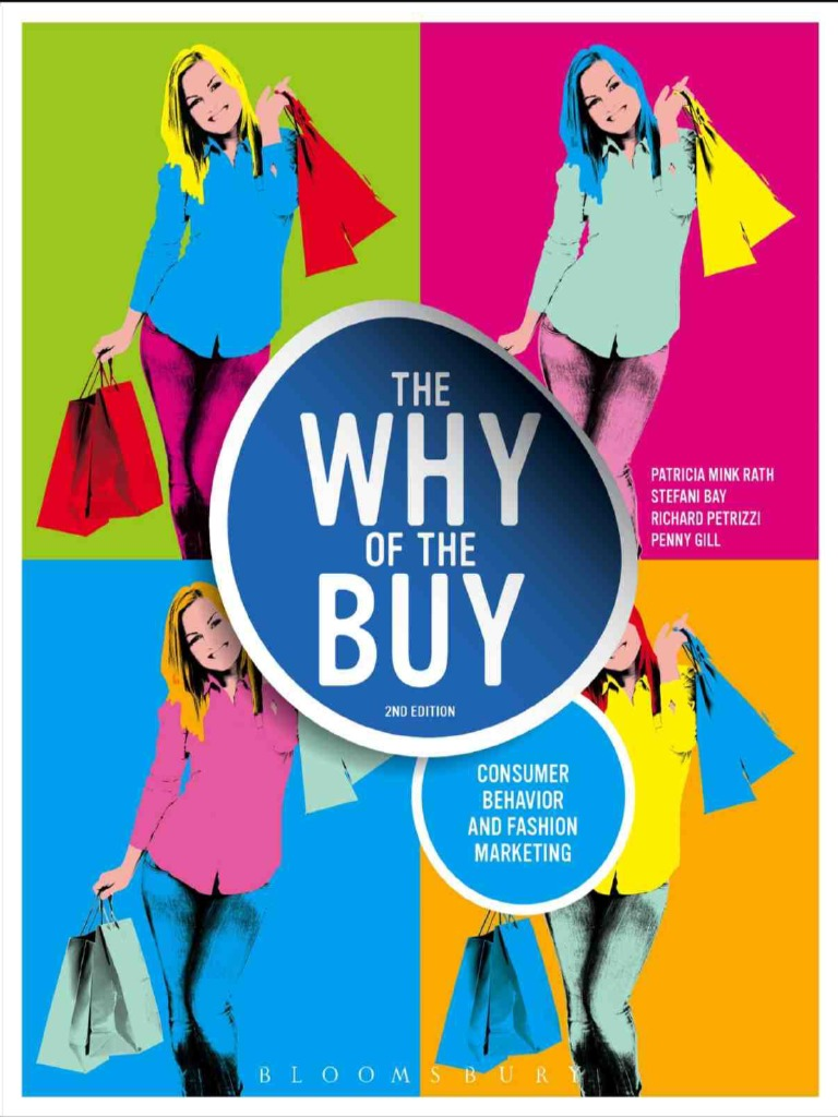 The Why of The Buy | Consumer Behaviour | Fashion