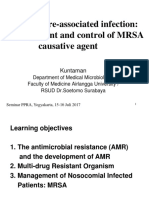 Kun-1b MDRO Management MRSA Copy