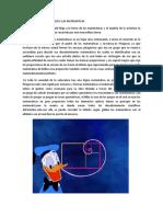 El Pato Donald en El Pasid e Las Matematicas