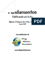 Fundamento Edificando en FE # 2
