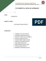 Informe Pavimentos Final
