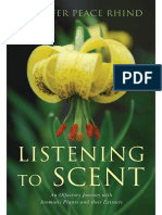 Listening to Scent_ an Olfactor - Jennifer Peace Rhind