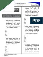 Metodo Del Cangrejo