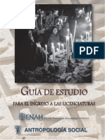 3. Módulo Antropología Social 2017