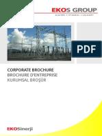 Corporate Brochure EKOS
