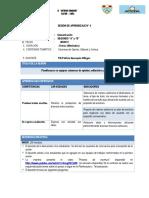 SESIÓN DE APRENDIZAJE N 4.docx