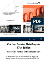 Practical Data Metallurgists