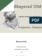 Bhagavad Gita. Seleccion