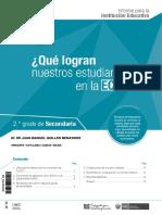 Informe IE ECE 2016