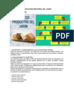 Produccion Industrial Del Jabon