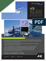 Fiche ATR 42-500 Septembre2014