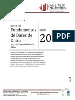 Antologc3ada Para Fundamento de Bases de Datos
