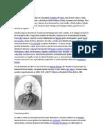 Biografía Juan Valera