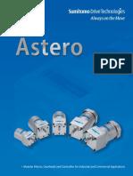 Astero Sumitomo Motorreductores AC