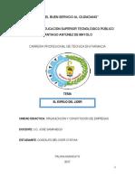 Informe Del Espejo Del Lider