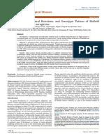 Trivedi Effect - Antibiogram, Biochemical Reactions, and Genotypic Pattern of Biofield Treated Pseudomonas aeruginosa