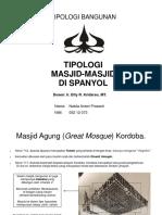 Tipologi Masjid