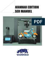 Cura Wanhao Edition Rev.b