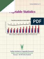 Vegetable Statistics by IIVR Varanasi