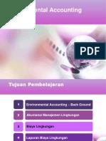 Slide ACC 301 Akuntansi Lingkungan