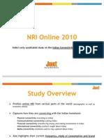 Snapshot - Juxt NRI Online 2010