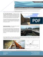 Ports Docks and Harbours Civil Engineering