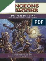 D&D 4E - Poder Divino - Biblioteca Élfica