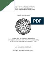 Administración - LUIS SANCHEZ