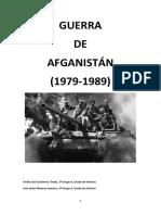 La Guerra de Afganistán