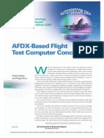 Afdx Flight Test