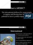 AIESEC Introduction!