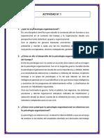 Psicologia Org.