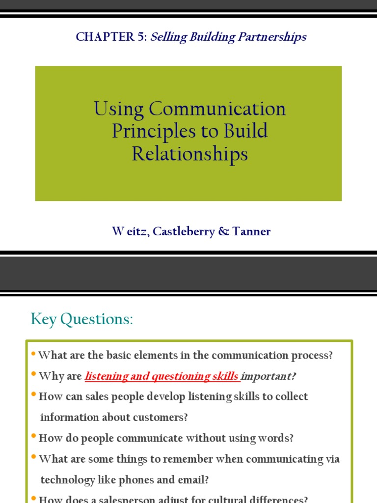 How do people communicate 6