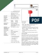 Foam Chamber Data Sheet