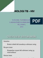 Kuliah Imunologi Tb-hiv 2014