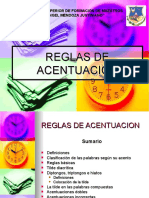 Reglas de Acentuacion en Power Point (1)