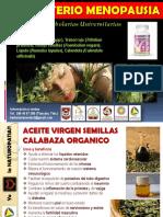 Climaterio Menopausia Sindrome Premenstrual