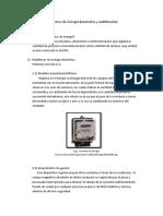 Medidores de Energía Doméstica y MultifunciónMedidores de Energía Doméstica y Multifunción