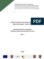 Vionelia Stefu - Sisteme de Operare Si Programe Specifice - Partea II