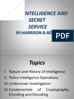 Review Ppt in Police Intelligence and Secret Service (2014)[1]