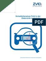 2014-02 Schadteilanalyse Feld in Der Elektronik-Lieferkette