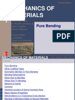 Chapter 4 - Pure Bending