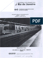 388.42 815 3 - METRÔ (1997), Linha 1 e Linha 4, Rio de Janeiro SETRANS