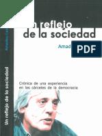 Casellas, Amadeu - Un Reflejo de La Sociedad. Crónica de Una Experiencia en Las Cárceles de La Democracia [Anarquismo en PDF]