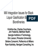 8.4 - Iisa - BLG and Biorefinery Integration Issues